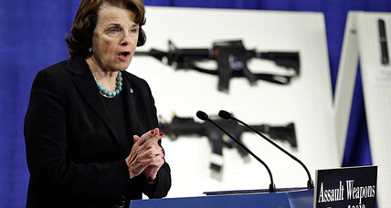 Senate Democrats unveil assault weapons ban. Can it win any GOP support?