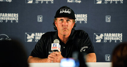 The Phil Mickelson effect: Do millionaires flee states with high taxes? (+video)