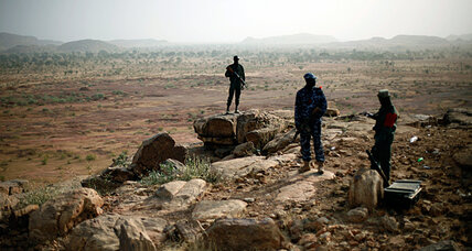 With France bearing down, key rebel in Mali splits from Islamists