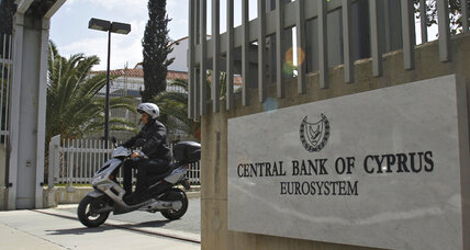 Would a bailout for Cyprus mean underwriting dirty money?
