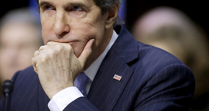 John Kerry: Global climate change is threat to US