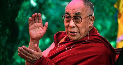 What the Dalai Lama said about the India rape case at the Jaipur Literature Festival