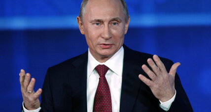Russia's Vladimir Putin says West is fomenting jihadi 'blowback'