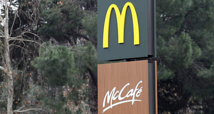 McDonald's Fish McBites and Filet-O-Fish get 'sustainable' label