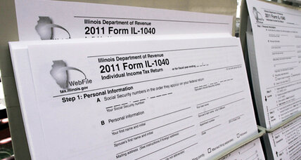 Get organized for tax season: six tips