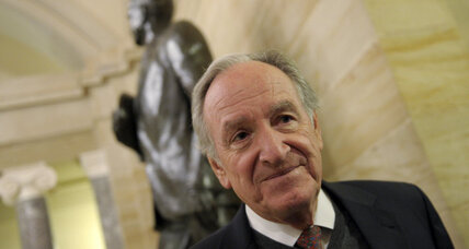 Senator Tom Harkin, Democrat from Iowa, will not seek reelection