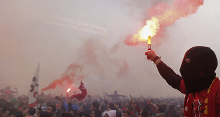 Death sentences in Egyptian soccer violence case spark riot, killing dozens