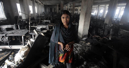Global retailers shamed after another garment fire in Bangladesh