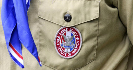 Boy Scouts of America reconsidering policy on gay members