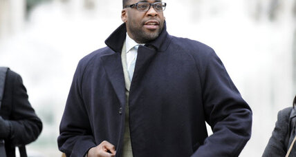 Ex-Detroit Mayor Kwame Kilpatrick released after weekend prison stay