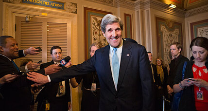 Senate confirms John Kerry, a foreign-policy buff who has Obama's trust