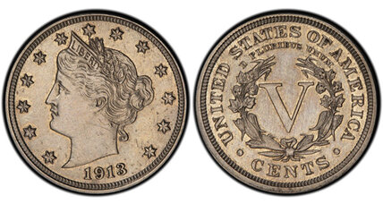1913 nickel worth millions? Humble coin on the auction block.