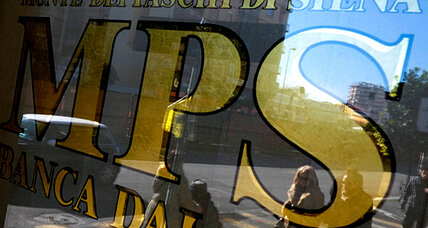 Scandal at world's oldest bank upends Italian elections