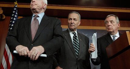Immigration reform 101: How would Senate plan actually work?