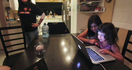 Kids online: Social media sites can help develop identity, study says