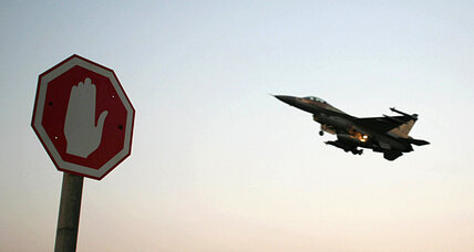 Israeli strike indicates Syria, Hezbollah may have crossed its 'red line' (+video)