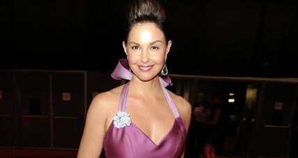 Ashley Judd getting a divorce. Does that make a Senate run more likely?