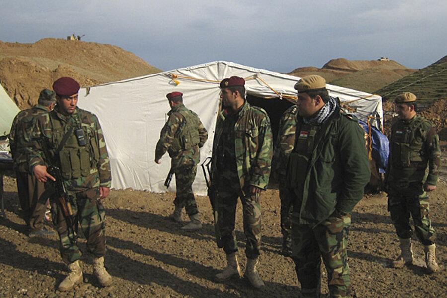 Exxon Mobil, BP face off in Iraq-Kurd oil conflict - CSMonitor com