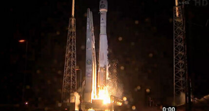 NASA 'Space Network' receives boost from satellite