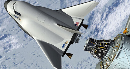 Giant leap in race to replace space shuttle? Dream Chaser gets big boost.