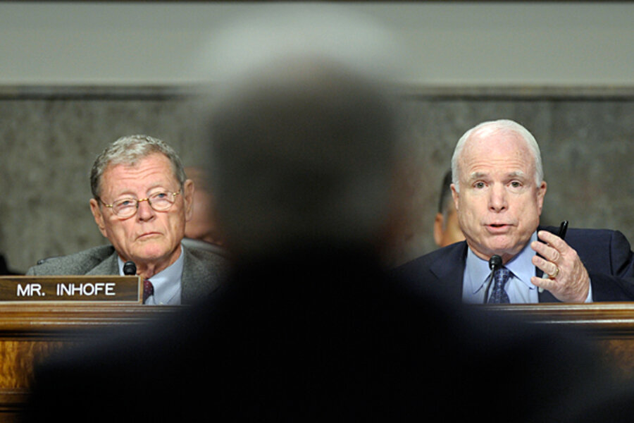 "congressional hearing chuck hagel The confirmation hearing for defense secretary nominee chuck hagel made clear it's past time to retire that hackneyed phrase ""world's greatest deliberative body""."