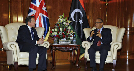 A chance to unlock Lockerbie? Cameron sending UK police to visit Libya