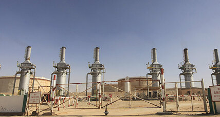 Libya confronts energy security dilemma