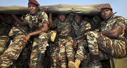 Facing rebels, Central African Republic's president consolidates power