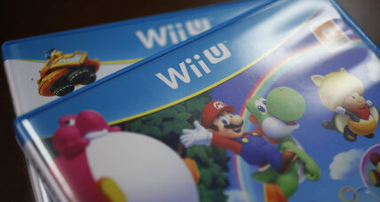 Nintendo admits the Wii U is struggling to gain traction