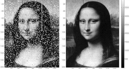 Mona Lisa rides laser beams all the way to the moon: NASA