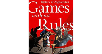 'Games Without Rules' dominate Afghanistan's tangled history