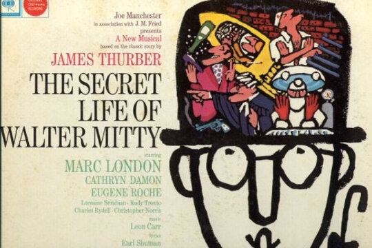 a character study of walter mitty in the short story the secret life of walter mitty by james thurbe