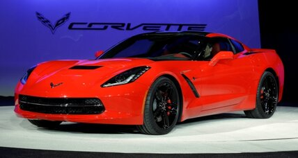 First 2014 Corvette Stringray is sold. Price: $1.1 million (+video)