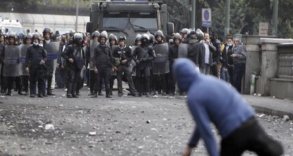 Egypt's protests reveal deficit of trust in Muslim Brotherhood