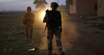 What are Western and African powers up against in Mali, Algeria?