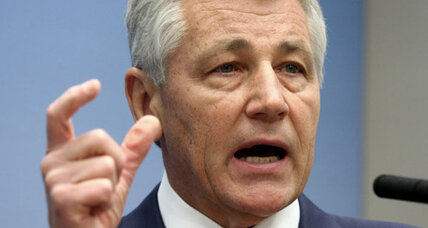 Hagel may face opposition if nominated as defense secretary