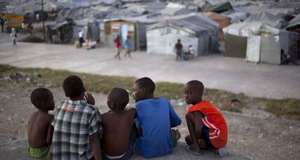 Three years since Haiti earthquake: Learning the art of listening