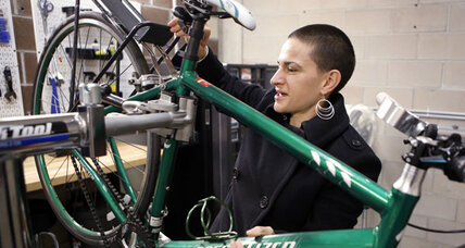 Pedaling to the top: How bicycles stormed the Detroit auto show