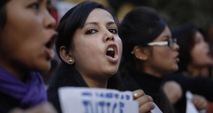 In India rape protests, another public outbreak of moral conscience