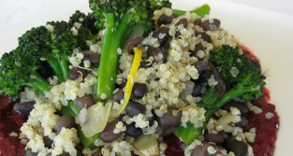 The secret to cooking perfect quinoa