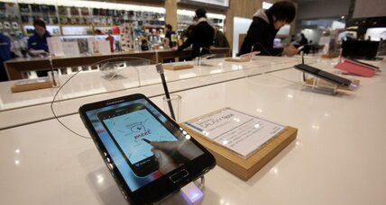 Smartphone sales rise 36 percent worldwide