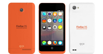 Firefox phone to go on sale in February, Mozilla says