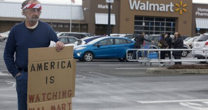 Wal-Mart ammunition limit: three boxes a day