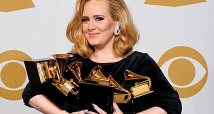 Adele rules (over Taylor Swift) in album sales, again in 2012