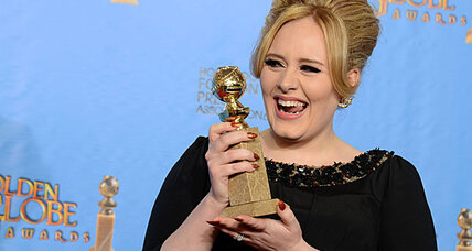 Adele says pregnancy enriched her 'Skyfall' performance (+video)