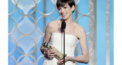 Anne Hathaway will star in a film version of 'Taming of the Shrew'