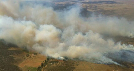 Wildfires, aided by hot conditions, rage across southeast Australia