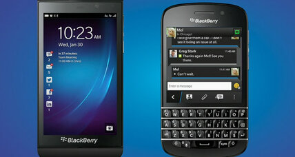 BlackBerry: Re-named and re-designed, but can BB10 save the company?