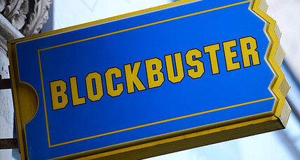 Blockbuster closing 300 more stores. Why?