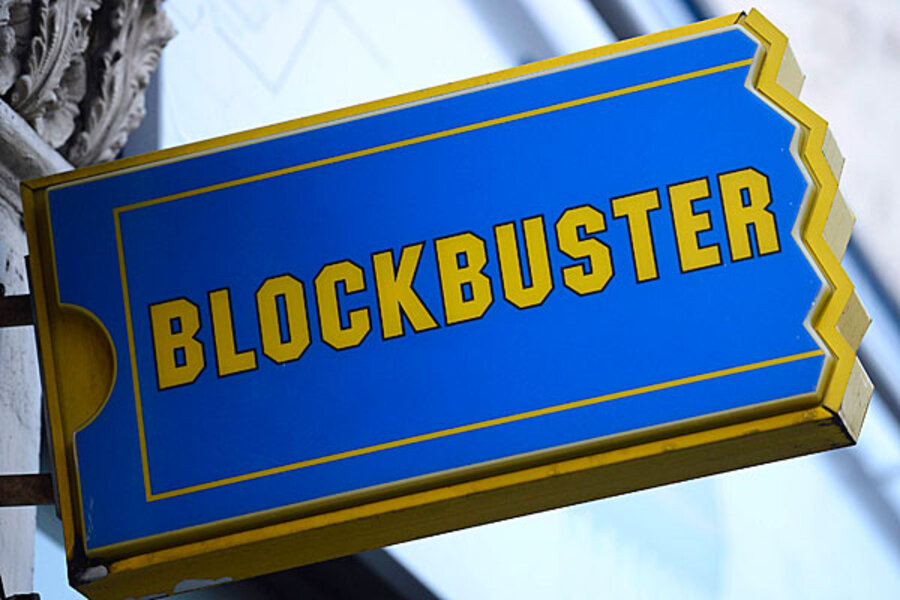 closing of blockbuster organizational perspective No more closing — this location only signs — the last approximately  300 blockbuster video stores owned by corporate parent dish.